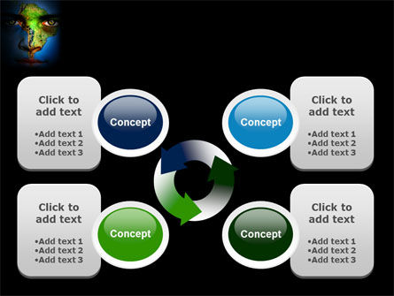 South America PowerPoint Template Slide 9