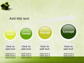Green House PowerPoint Template#13