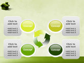 Green House PowerPoint Template#9