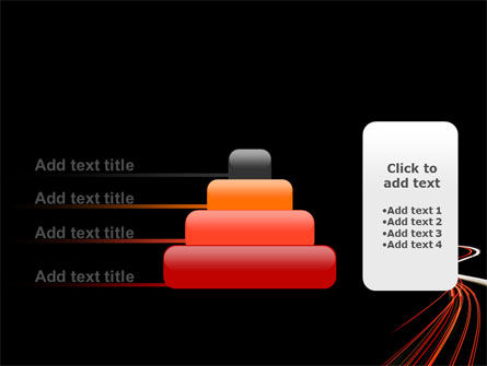 Highway Lights PowerPoint Template Slide 8
