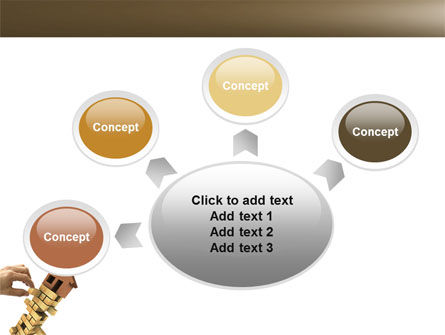 Building PowerPoint Template Slide 7