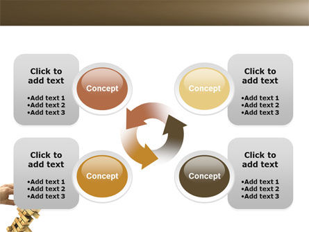 Building PowerPoint Template Slide 9