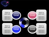 Brain Receptor PowerPoint Template#9