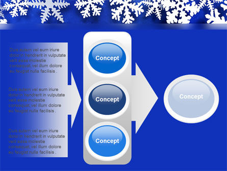 Winter Theme PowerPoint Template Slide 11
