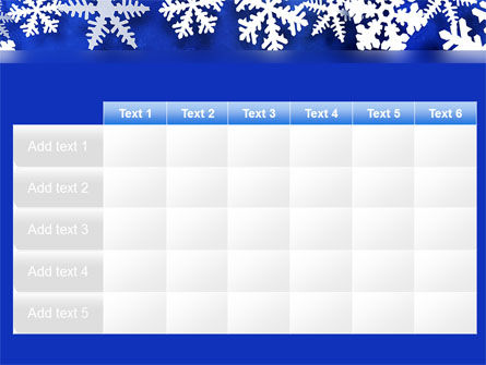 Winter Theme PowerPoint Template Slide 15