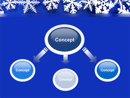 Winter Theme Powerpoint Template Backgrounds