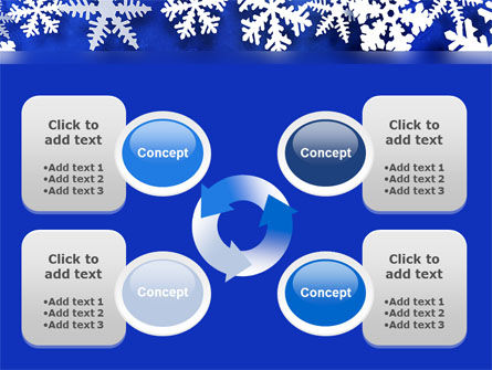 Winter Theme PowerPoint Template Slide 9