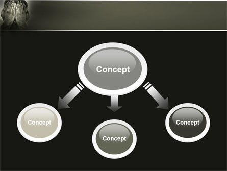 Sorrow PowerPoint Template, Slide 4, 04222, People — PoweredTemplate.com