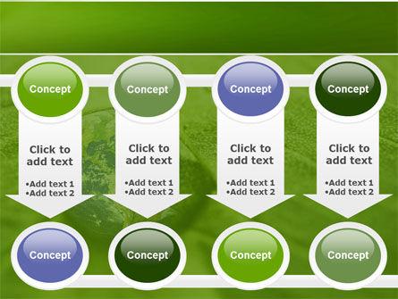 Water Drop PowerPoint Template Slide 18