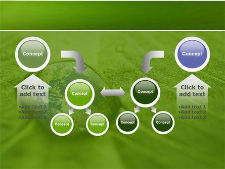 Water Drop PowerPoint Template Slide 19