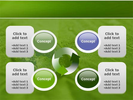 Water Drop PowerPoint Template Slide 9