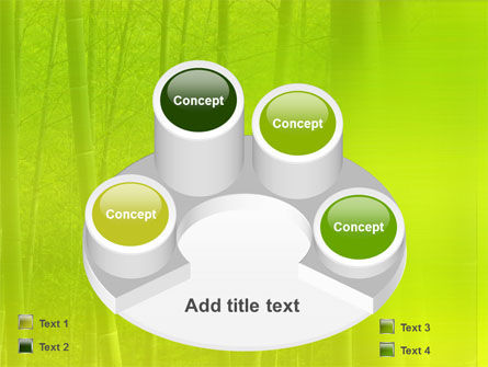 Bamboo Grove PowerPoint Template Slide 12