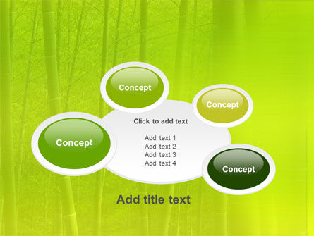 Bamboo Grove PowerPoint Template Slide 16
