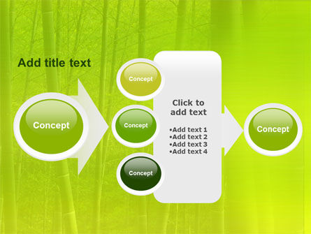 Bamboo Grove PowerPoint Template Slide 17