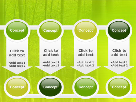 Bamboo Grove PowerPoint Template Slide 18