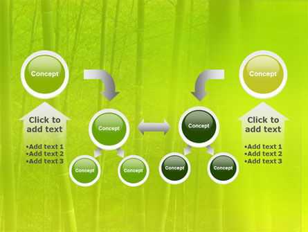 Bamboo Grove PowerPoint Template Slide 19