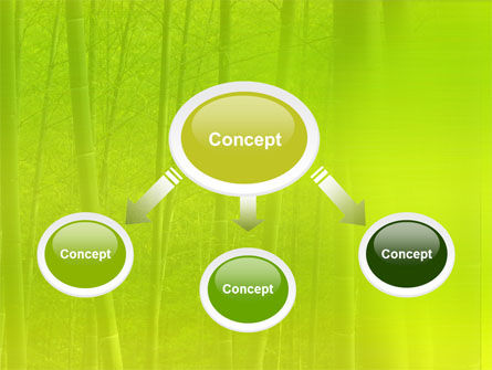 Bamboo Grove PowerPoint Template Slide 4