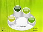 Bamboo Grove PowerPoint Template#12