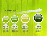Bamboo Grove PowerPoint Template#13