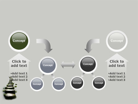 Path PowerPoint Template Slide 19