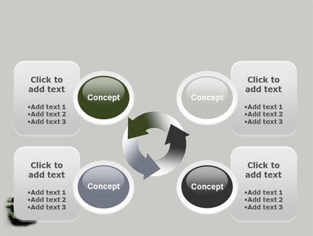 Path PowerPoint Template Slide 9