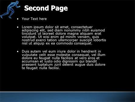 Start Position PowerPoint Template Slide 2