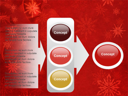 Christmas Bells PowerPoint Template Slide 11