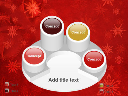 Christmas Bells PowerPoint Template Slide 12