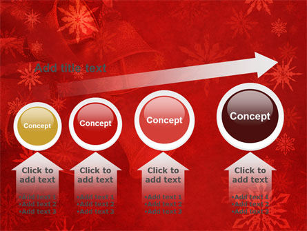 Christmas Bells PowerPoint Template Slide 13