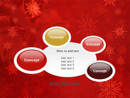 Christmas Bells PowerPoint Template Slide 16