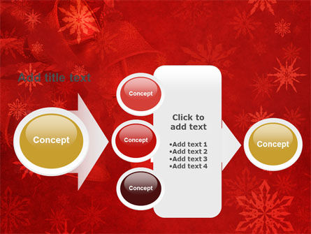 Christmas Bells PowerPoint Template Slide 17