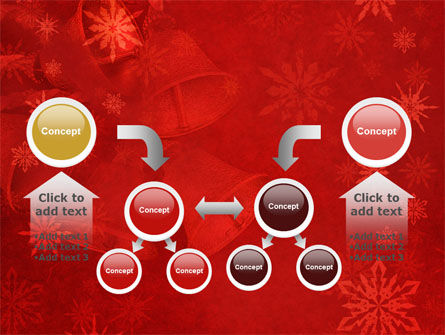 Christmas Bells PowerPoint Template Slide 19