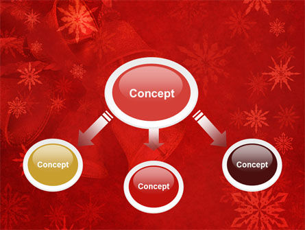 Christmas Bells PowerPoint Template, Slide 4, 04233, Holiday/Special Occasion — PoweredTemplate.com