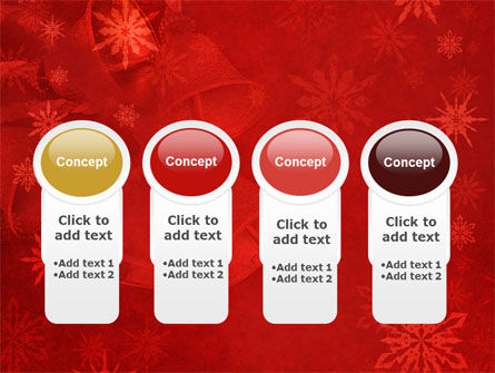 Christmas Bells PowerPoint Template Slide 5