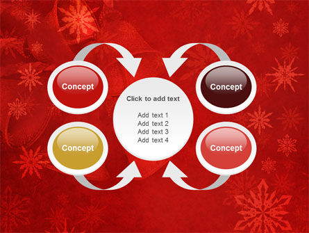 Christmas Bells PowerPoint Template Slide 6