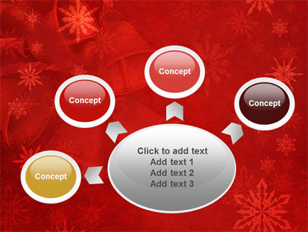 Christmas Bells PowerPoint Template Slide 7