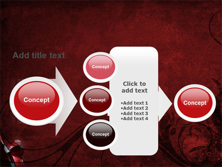 Wine Glass PowerPoint Template Slide 17