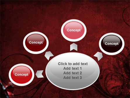 Wine Glass PowerPoint Template Slide 7