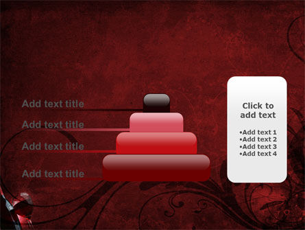 Wine Glass PowerPoint Template Slide 8