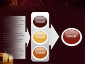 Candle Light PowerPoint Template#11
