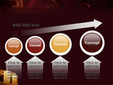 Candle Light PowerPoint Template#13