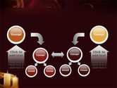 Candle Light PowerPoint Template#19
