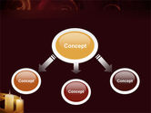 Candle Light PowerPoint Template#4