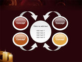 Candle Light PowerPoint Template#6