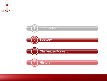 Instability PowerPoint Template, Slide 3, 04241, Consulting — PoweredTemplate.com
