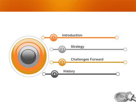 Mechanics PowerPoint Template, Slide 3, 04244, Utilities/Industrial — PoweredTemplate.com