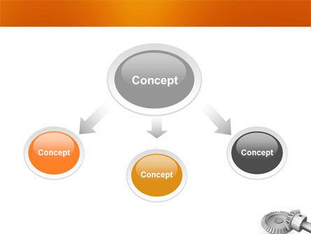 Mechanics PowerPoint Template, Slide 4, 04244, Utilities/Industrial — PoweredTemplate.com