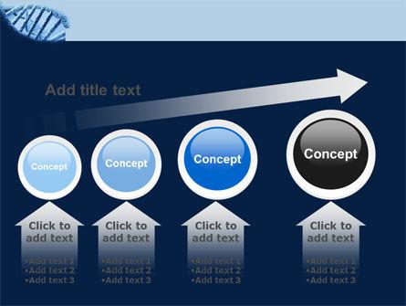 DNA Molecular Structure PowerPoint Template Slide 13