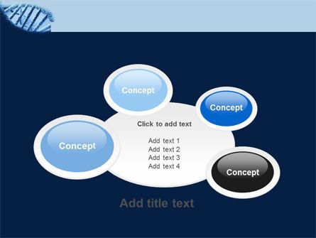 DNA Molecular Structure PowerPoint Template Slide 16