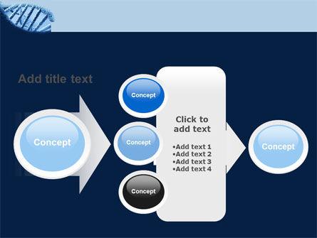 DNA Molecular Structure PowerPoint Template Slide 17